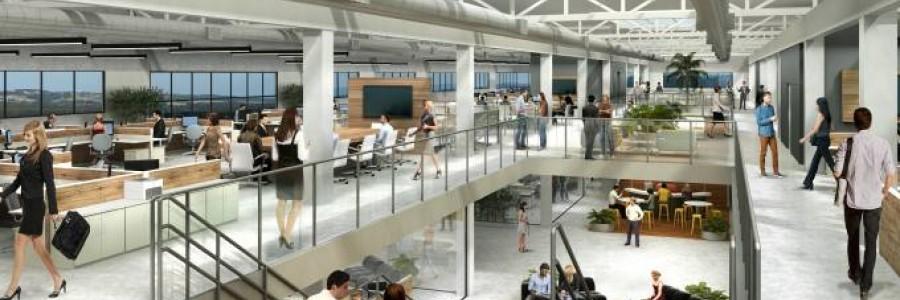 Novo conceito de escritório reflete tendências globais